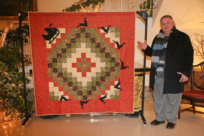 AICC Christmas Quilt