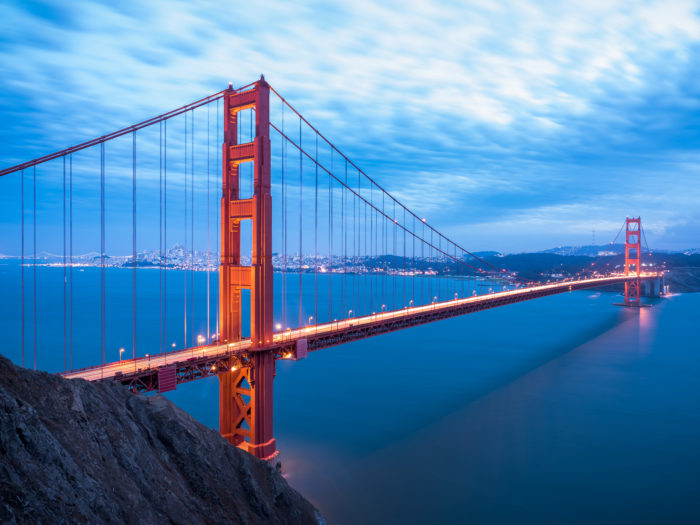 Golden Gate Bridge Seismic Retrofit and Deck Replacement